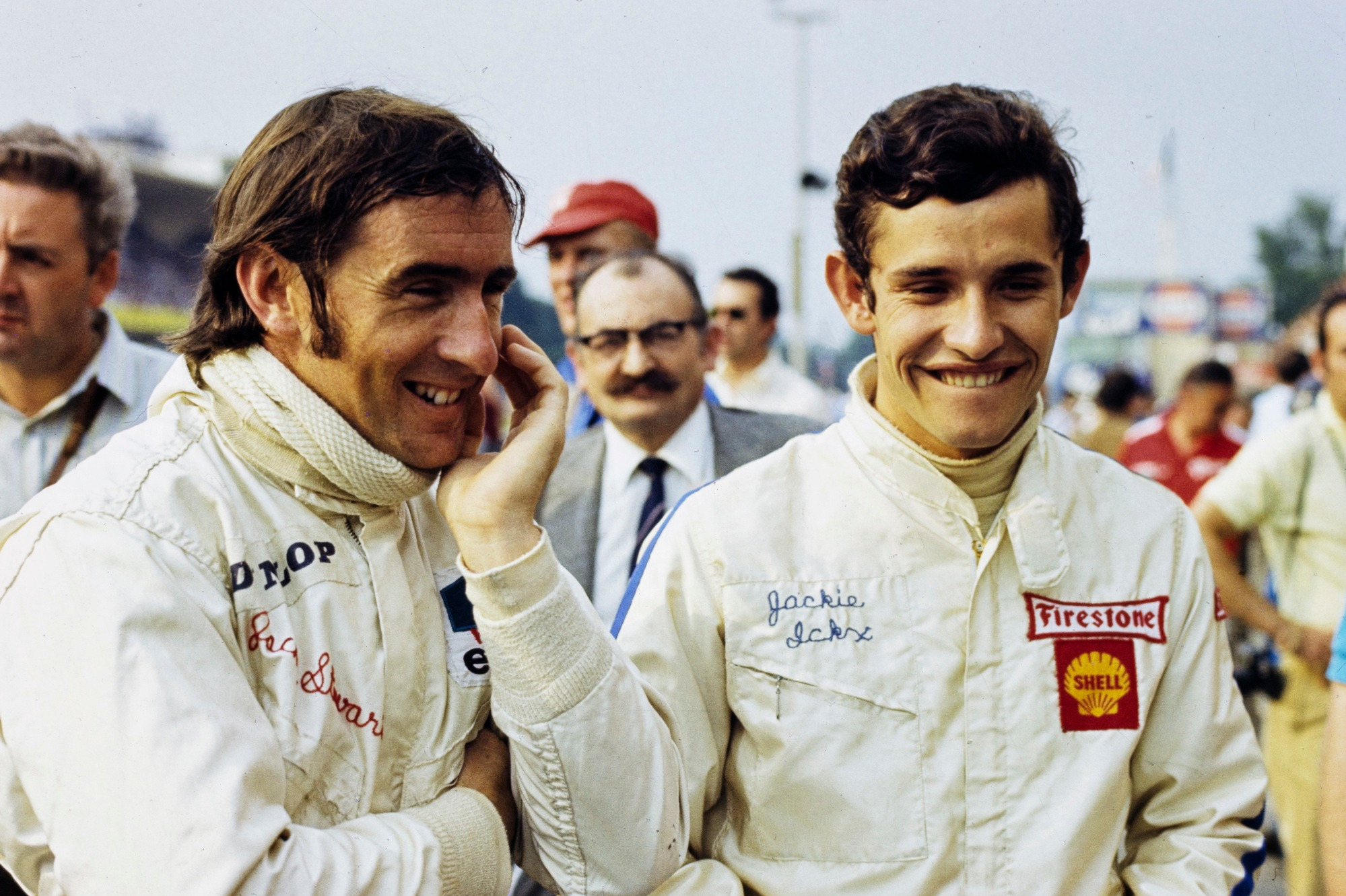 Stewart elected not to take up Ferrari's offer, leaving the path clear for Ickx - but it proved a blessing in disguise for the Belgian