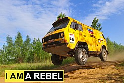 The Rebell - VW T3 Syncro