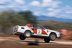 История Toyota в WRC