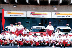 Action Power - Stock Car - Vice Campeã 1994 e 1995 (Foto: Sanderson)