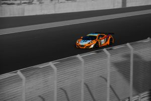 McLaren MP4-12C GT3 Colour Splash