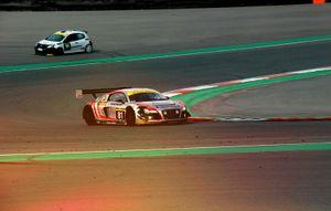 Audi R8 - Bruised