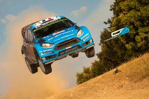 Camilli/Veillas su Ford Fiesta RS WRC