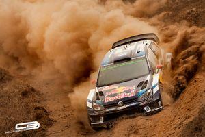 Latvala/Annttilla su VW Polo WRC R