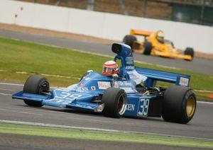 Marc Devis Maki Silverstone Classic