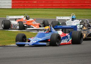 Tyrrell Loic Deman Silverstone Classic