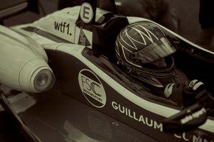 Driver Guillaume Cunnington