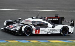 Porsche 919 H Winner Le Mans 2.016