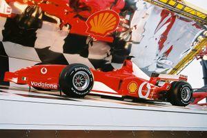 Scuderia Ferrari at Suzuka 2003