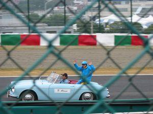 Fernando Alonso, Suzuka 2003