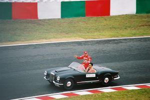 Rubens Barrichello, Suzuka 2003