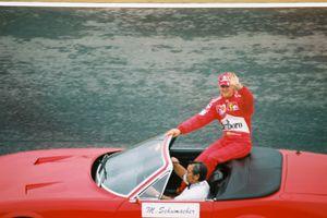 Michael Schumacher, Suzuka 2003