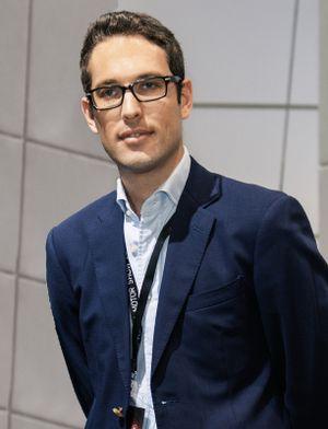 Antoine Malin, FSC Motorsport team founder at Tokyo Motor Show
