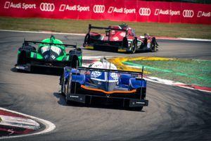 LMP2's at Nurburgring