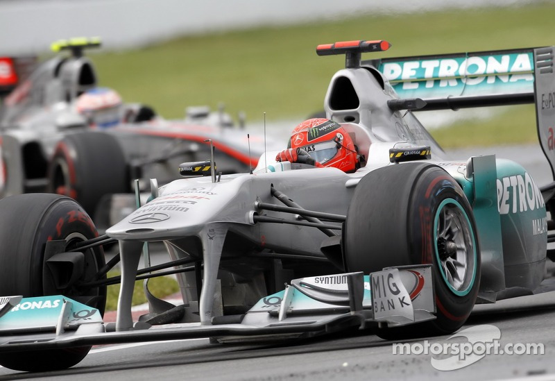 Canadian GP 2011