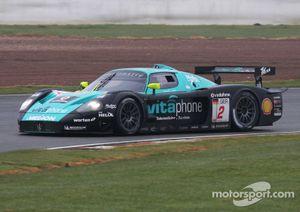 Selleslagh Racing Team - Negrao Ramos - Maserati MC12 - 2