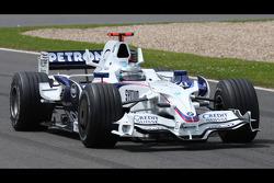 BMW Sauber F1 Team - Nick Heidfeld - 3