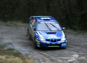 WRC 2007 - Travis Pastrana - 52