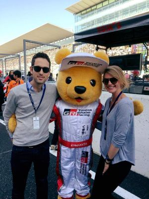 Antoine Malin, FSC Motorsport team founder