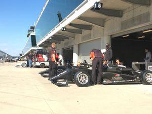 2016 Indy Outside Garages