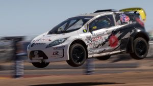 2016 Phoenix Global Rally Cross
