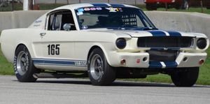 Shelby GT rising