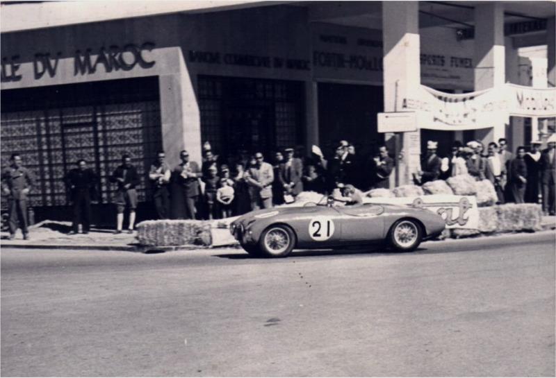 Андре Гельфи, Gordini, 1955 год