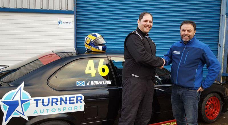 Turner Autosport to run John Robertson in 2017