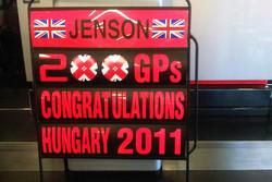 Jenson 200GP's