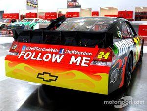 Jeff Gordon Follow Me Chevrolet