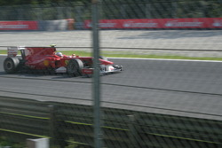 Fernando Alonso with Ferrari wins Italian GP