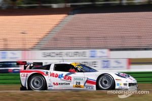 ADAC GT Masters Race 1 - Diego Alessi / Daniel Keilwitz