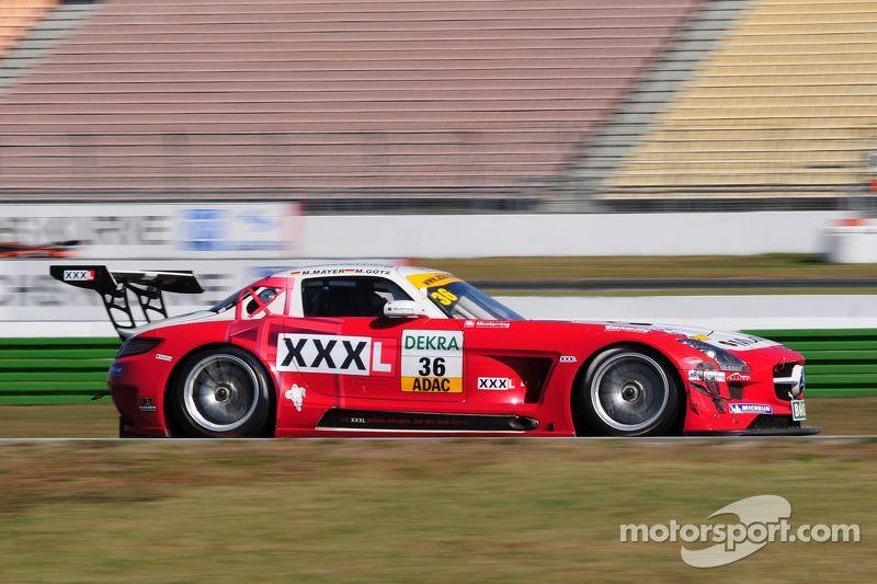 ADAC GT Masters Race 1 - Maximilian Götz / Maximilian Meyer