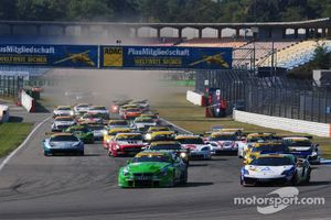 ADAC GT Masters Race 2 - Start of the last Race of the season!
