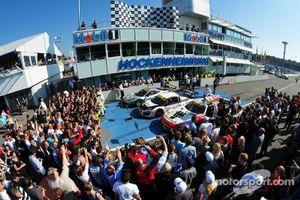 ADAC GT Masters Race 2 - Parc Fermé