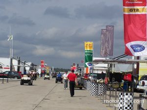 Team Paddock Sebring International Raceway