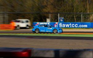 Thed Bjork, Polestar Cyan Racing