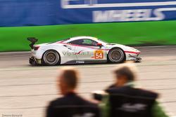 #54 Thomas Flohr, Francesco Castellacci, Miguel Molina - SPIRIT OF RACE