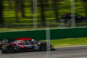 #38 Ho-Pin Tung, Oliver Jarvis, Thomas Laurent - JACKIE CHAN DC RACING