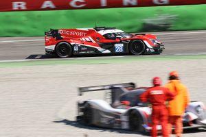 Elms test Monza 2017