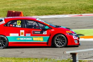 #12 Peter Rikli - Rikli Motorsport
