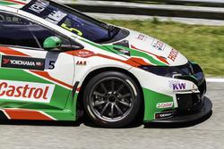 #5 Norbert Michelisz - Honda Racing Team JAS