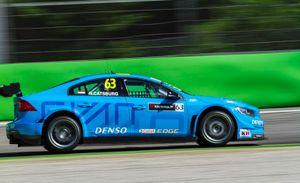 #63 Nick Catsburg - Polestar Cyan Racing