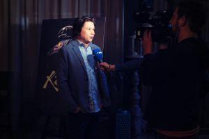 Oleg Karpov, author of 'Daniil Kvyat. Path to F1'
