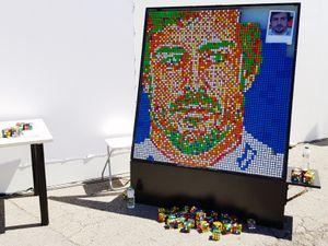 Fernando Alonso art