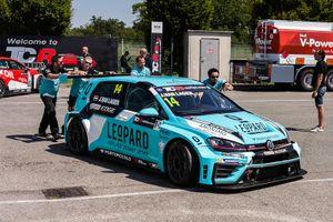 #14 Jaap Van Lagen - Leopard Racing Team WRT