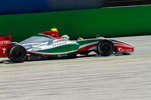 #7 Alfonso Celis - Fortec Motorsports