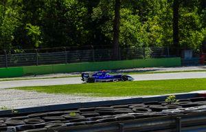 #8 Diego Menchaca - Fortec Motorsports