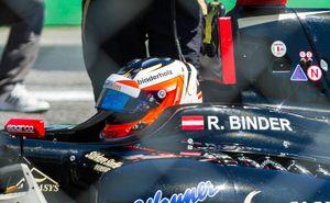 #3 Rene Binder - Lotus Racing