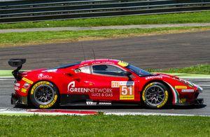 #51 Gianluca Roda, Giorgio Roda, Andrea Bertolin - SPIRIT OF RACE